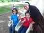 Recess with the Carmelite Sisters